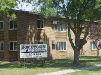 Hometown Apartments- 2809  & 2817 Frontenac Ave